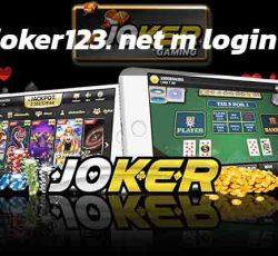 joker123. net m login
