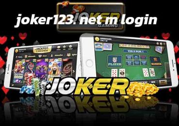 joker123. net m login